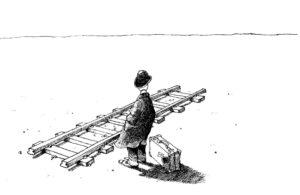 quino-esperando-el-tren