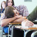 EL ALUMNO QUE DUERME EN CLASE. Guía para el docente